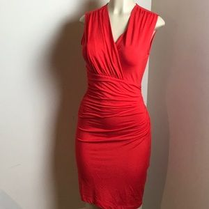Red Kenneth cole dress